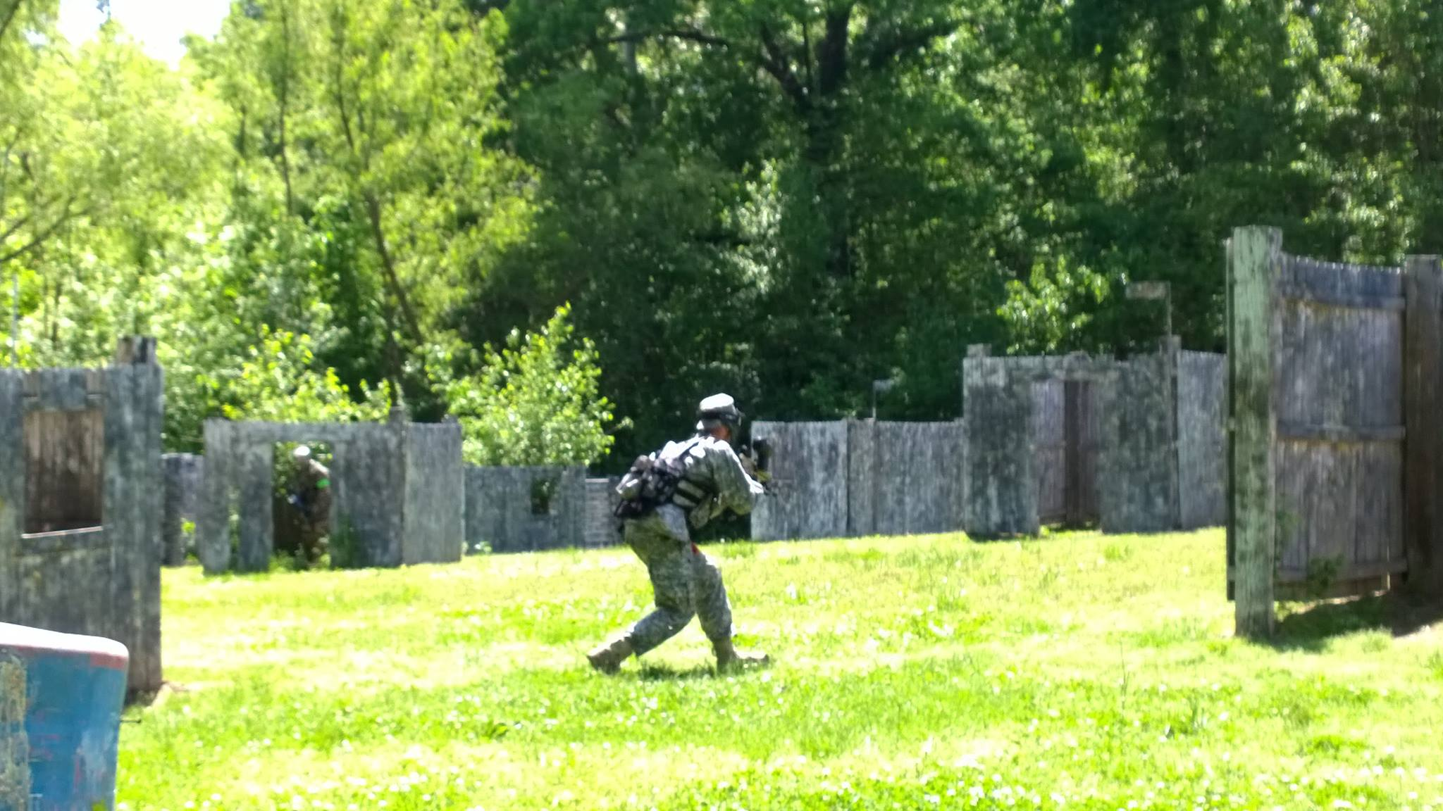 Silver Spur Splat Paintball Gibson County Tourism